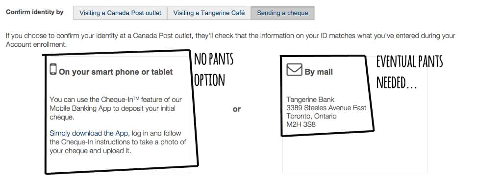how to cancel a tangerine account