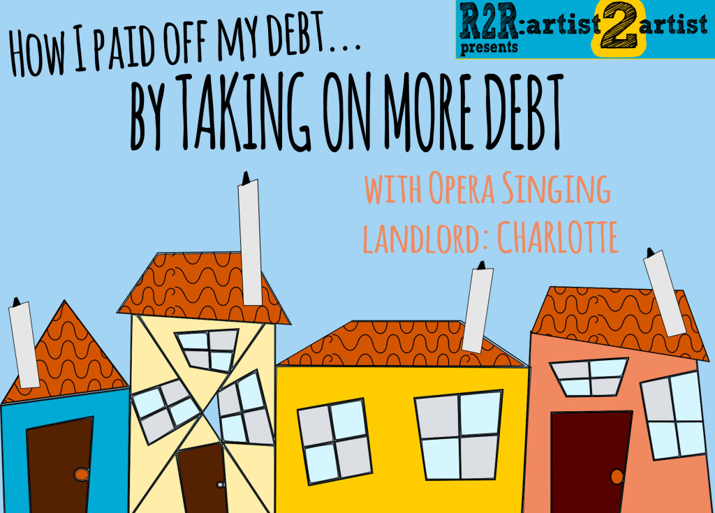 How I paid off my debt by taking on more debt- From Rags to Reasonable