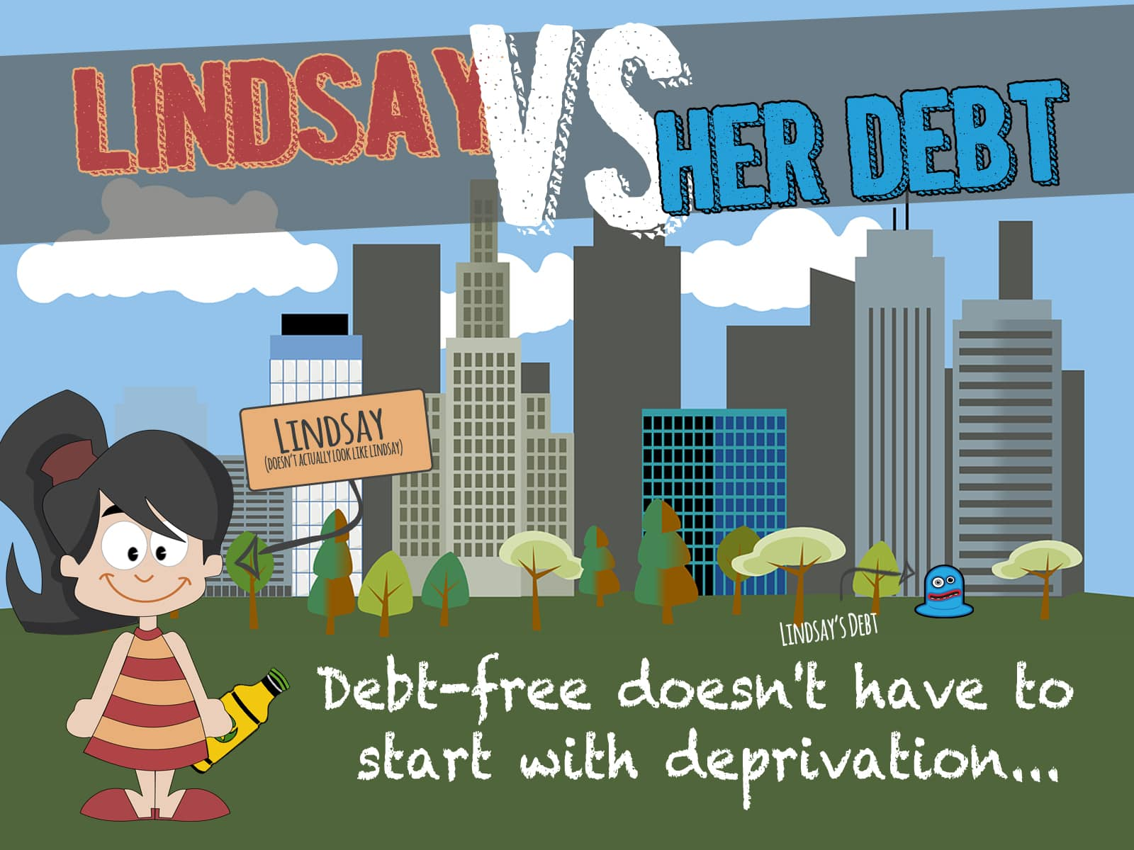 Debt-free without the deprivation - From Rags to Reasonable