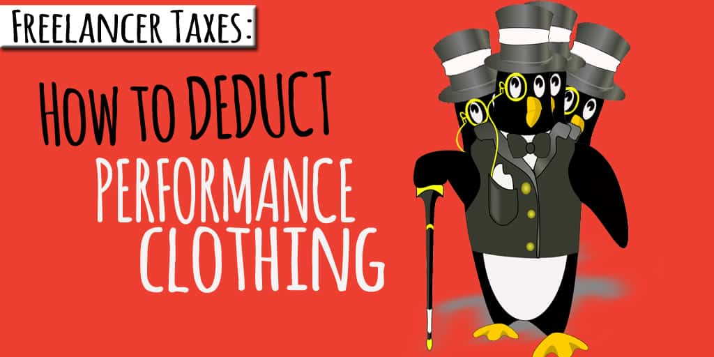 Performance Clothing Deduction - From Rags to Reasonable