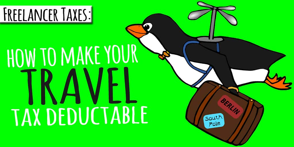 Travel Deduction - From Rags to Reasonable