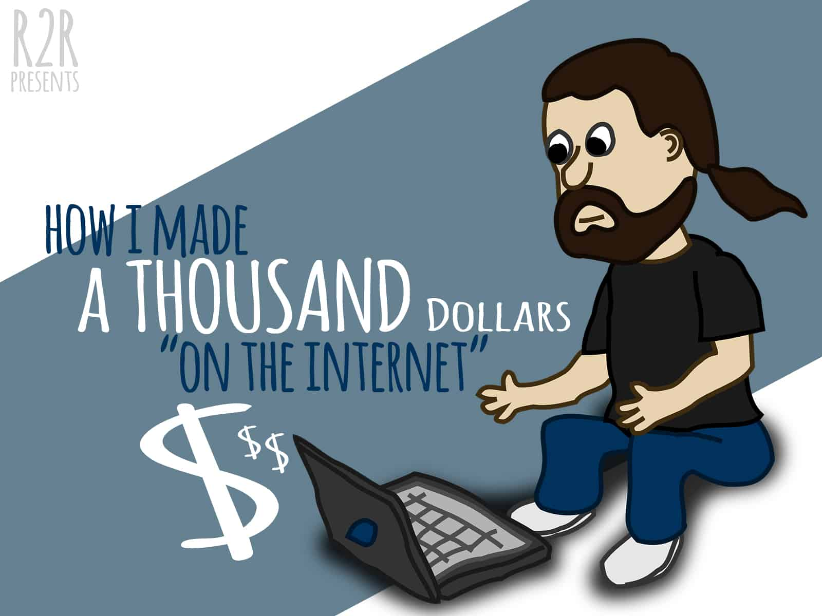 Thousand Dollars on the Internet - From Rags to Reasonable