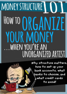 How to organize your money - From Rags to Reasonable