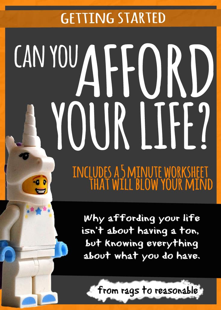 Afford your life