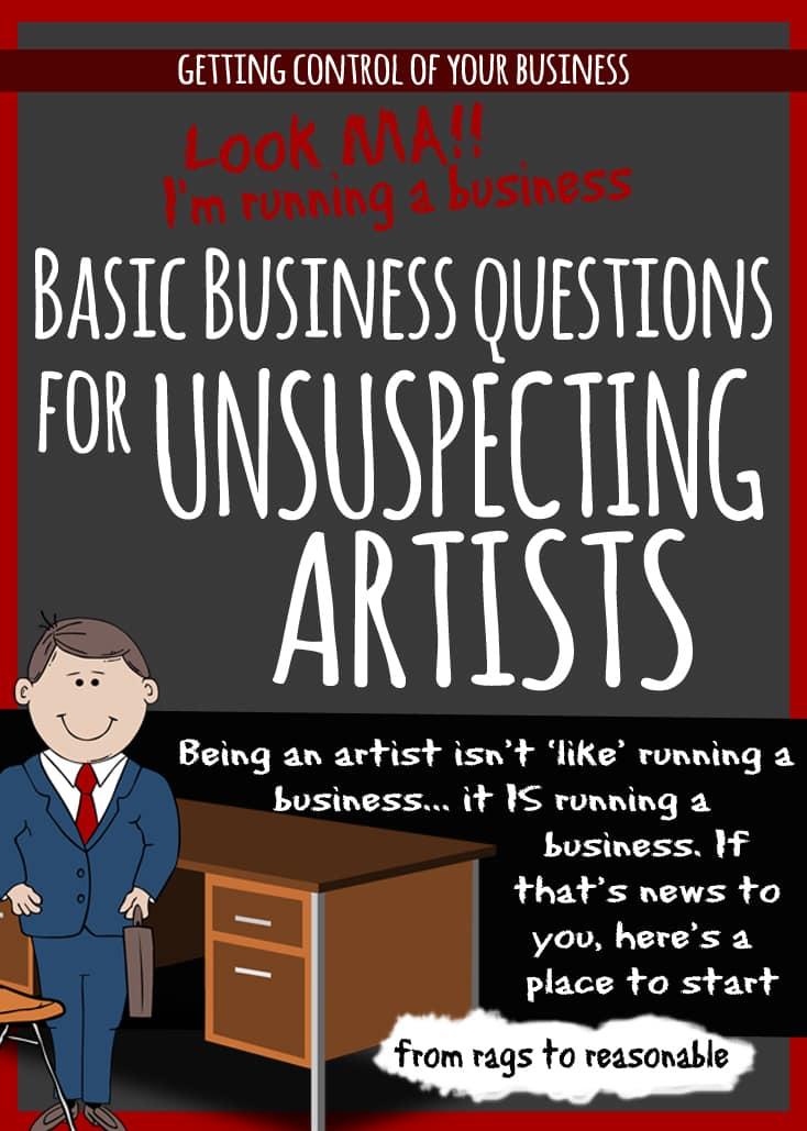 running a business