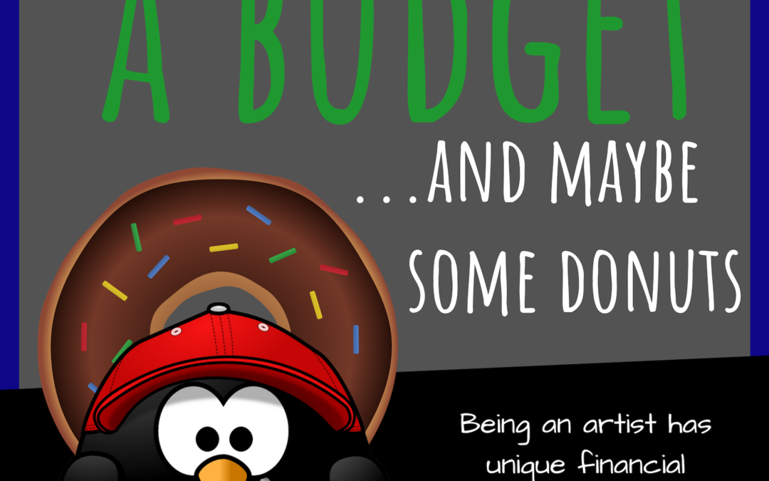 You Need a Budget…And Maybe Some Donuts